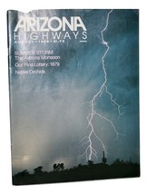 Arizona Highways Magazine August 1986