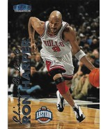 Ron Harper Fleer 99-00 #135 Chicago Bulls Los Angeles Lakers Clippers - $0.15