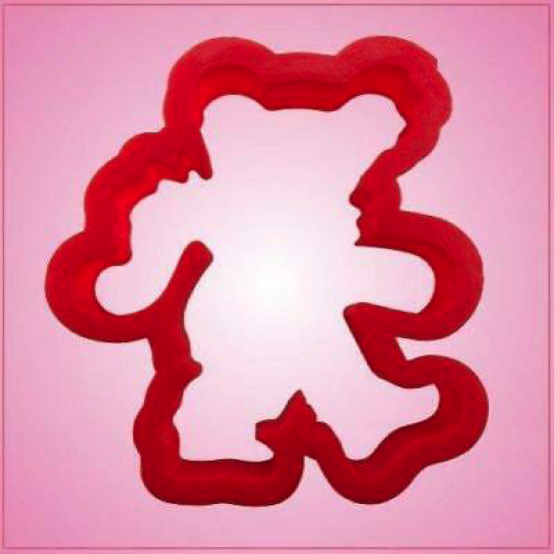 Primary image for Grateful Dead Bear Cookie Cutter