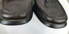 Cole Haan Men's Size 9M Country Brown Leather Loafers Driving Mocs Shoes image 9