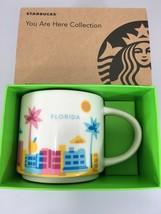 Starbucks Florida You Are Here Coffee Mug 14 oz NEW 2015 YAH - $33.81