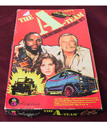 THE A TEAM COLORFORMS ADVENTURE SET VINTAGE 1980'S COMPLETE PIECES WITH ... - $29.95