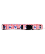 Crab Crazy Standard Dog Collar (XXSmall 4-9 inch) - $14.99