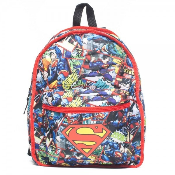 Superman: Logo Reversible Backpack *NEW* - $69.99