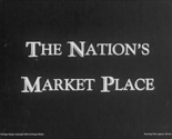 The Nation's Market Place (1932) NYSE stock exchange Wall St. NYC finances DVD