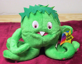 BEAN BAG PLUSH SIGMUND THE SEA MONSTER 1970's TV SHOW SID AND MARTY KROF... - $34.95