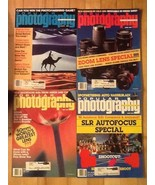 Lot of 10 POPULAR PHOTOGRAPHY Magazines From 1991 & 2013 - $9.89