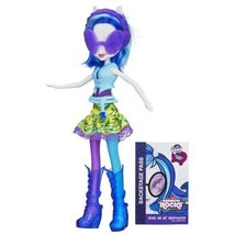 My Little Pony Equestria Girls DJ PON-3 Doll (Neon Rainbow Rocks) - $18.98