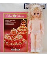 Fibre Craft Peach Blossom Crochet Pattern Leafl... - $17.95