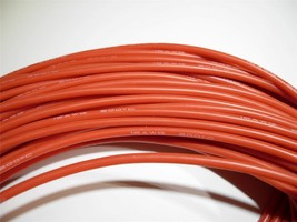 Super Flexible 16AWG Red High Temp Silicone Wire RC Plane FPV Quadcopter... - $6.31