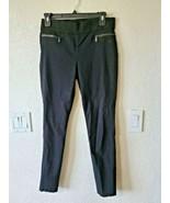 DALIA DRESS PANTS WOMENS SKINNY PULL ON SIZE 6 - $8.00