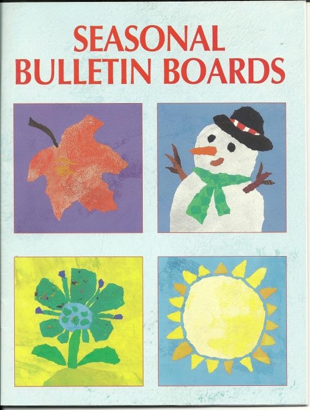 Seasonal bulletin boards