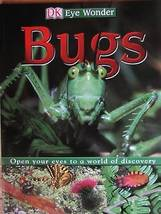 DK Eye Wonder: Bugs by Penelope York - $3.56