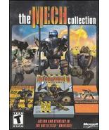 Mech Collection 2 MechWarrior 4 Vengeance, Black Knight Mech - $100.00
