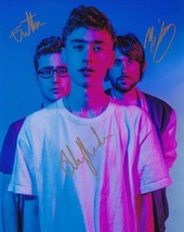 Years & Years In-Person AUTHENTIC Autographed Photo COA  SHA #13870 - $125.00