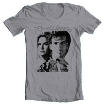 Road House T-shirt retro 1980's movie vinatge 100% cotton graphic printed tee image 1