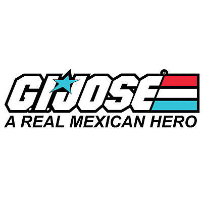 G.I.Jose T shirt Real Mexican Hero Family Guy novelty 100% cotton graphic tee