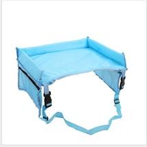 Waterproof table Car Seat Tray Storage Kids Toys Infant Stroller Holder ... - $24.38