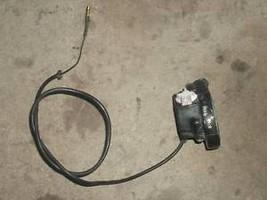 Kill Switch Perch 1981 81 Kawasaki KL250 Kl 250 KL250A - $12.72