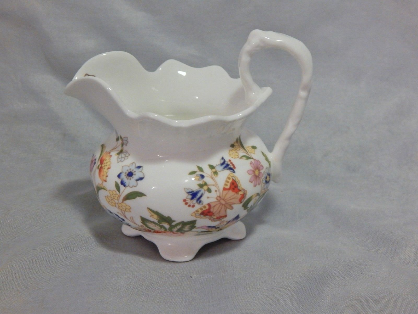 Aynsley England Cottage Garden Small Creamer image 1