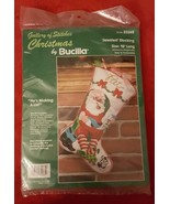 Bucilla He's Making A List Christmas Stocking J... - $58.79