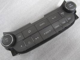 GM OEM 2013-2015 Chevrolet Malibu Radio Control Panel Face Buttons Switches Unit - $84.99