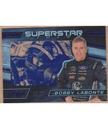 2016 Panini Torque Superstar Vision #SV20 BLUE Bobby Labonte - $4.00