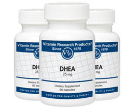 DHEA 25mg by Vitamin Research Products by Vitamin Research Products - $19.75+