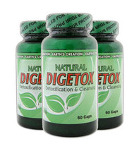Earth's Creation Natural Digetox - Digestive Detox & Cleansing - $14.80+