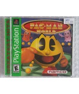 Pac Man World 20th Anniversary (Sony PlayStation 1 1999) RARE PS1 Complete Game - $12.99