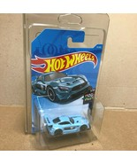 Blue '16 Mercedes AMG GTS HW Race Day NIB Hot Wheels  Diecast Car BA - $7.43