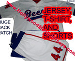 Baseketball complete jersey set thumb155 crop