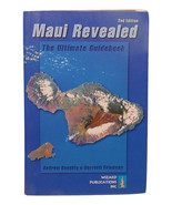 Maui Revealed: The Ultimate Guide Book 2nd Edition Illustrated - $13.51