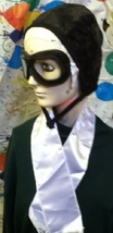 AVIATOR HAT, GOGGLES AND SCARF  STEAM PUNK Amelia Earhart - $15.00