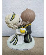 Precious Moments Packers Love Forever Porcelain Figurine 0061 A - $94.04