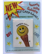 GOOFY GOLF CARD GAME - $15.00