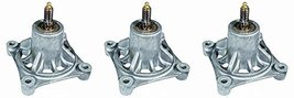 3 Pack Stens 285-108 Spindle Assembly Husqvarna: 532 17 43-56, 532 17 43-58, ... - $96.97