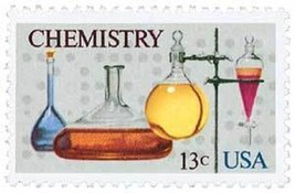 1976 13c American Chemistry Society Scott 1685 Mint F/VF NH - $0.99
