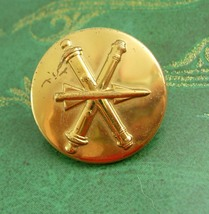 Military Missile  Infantry Collar Pin WW11 Brass Insignia Military Veter... - $35.00