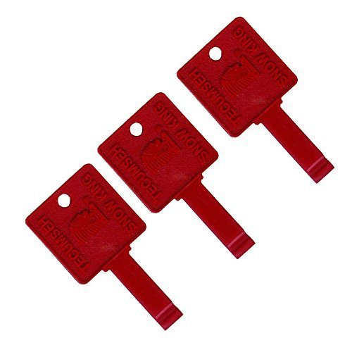 Primary image for Stens 430-492-3pk Replacement Starter Key For MTD TC-35062 (3 Pack)