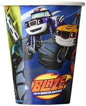 Blaze and the Monster Machines Cups, 9 oz., Party Favor - $5.89