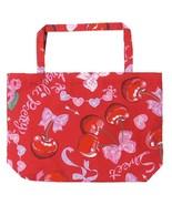 Angelic Pretty Wrapping Cherry Tote Eco Bag in Red Lolita Fashion - $69.00