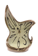 NEW Art Nouveau Melting Clock 8387 Magnificent! Ship Immediately!!! - $69.95