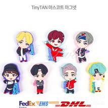 [BTS] - BTS X LILFANT TinyTAN Mascot Magnet - $30.99