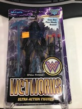 Whilce Portacios Wetworks Ultra-Action Figure, Series 2: ASSASSIN ONE #1... - $27.31