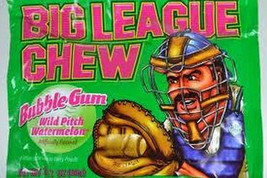 Big League Chew 2.12 oz Wild Pitch Watermelon - $3.11