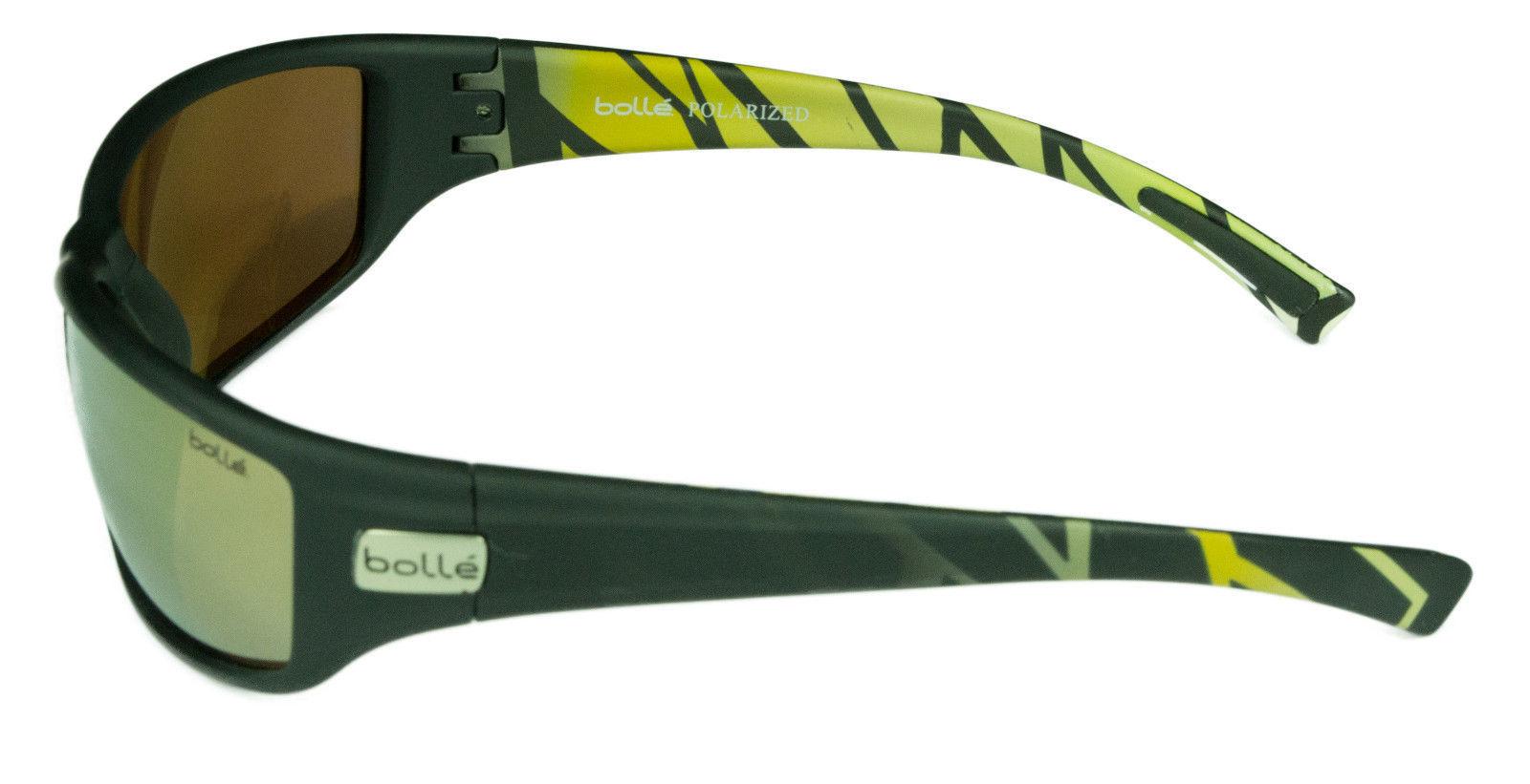 3ca2082eafa Bolle Piraja Polarized Sunglasses Matte Black Frame