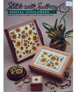 Special Sunflowers Sudberry Cross Stitch Patterns - $5.00