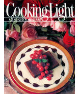 Cooking Light Annual Cookbook 1992 by Magazine Staff HARDCOVER BOOK - $4.00