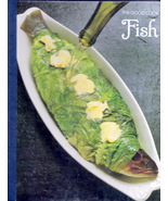 FISH THE GOOD COOK & TECHNIQUES COOKBOOK by TIME LIFE  - $4.00